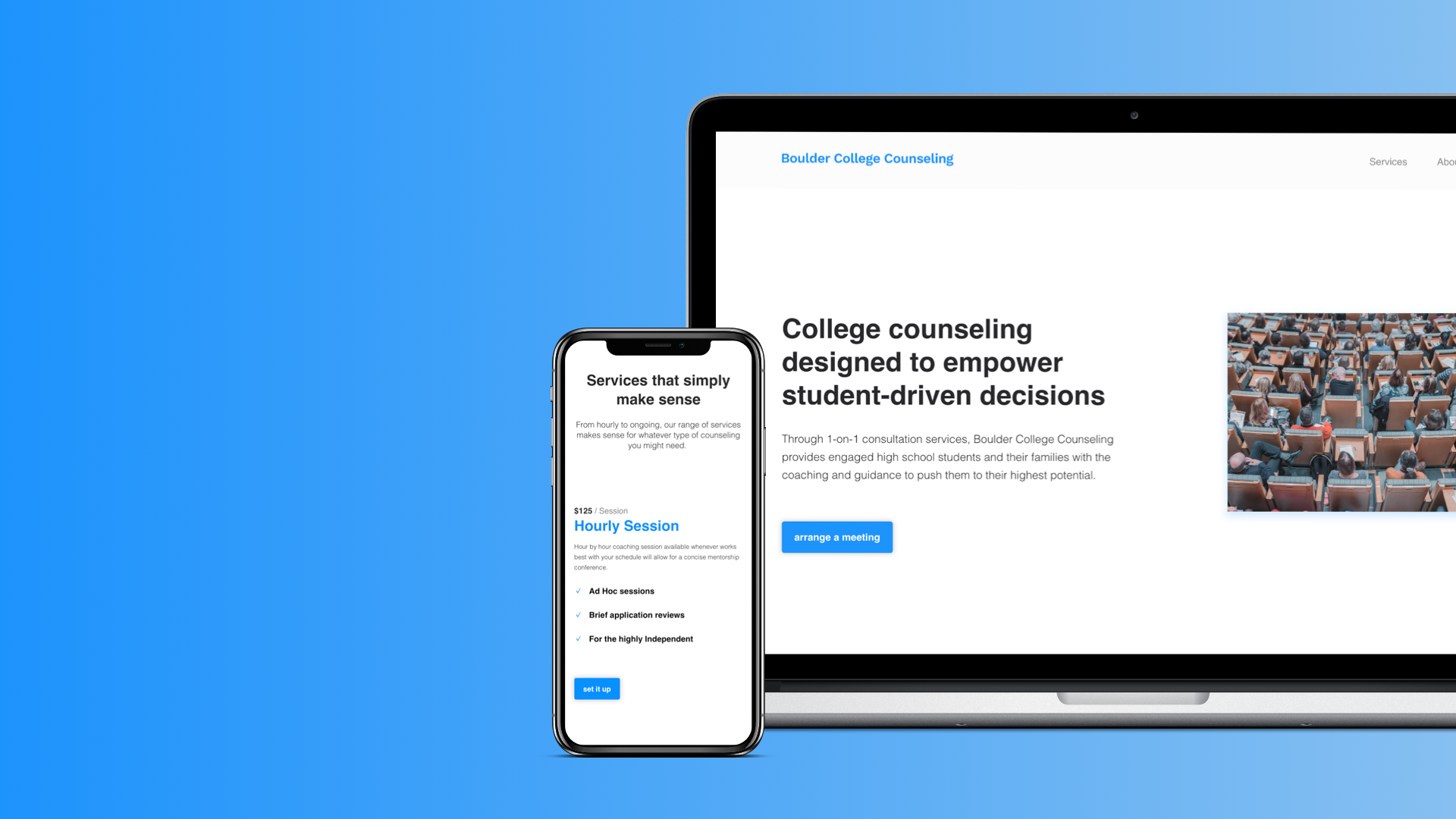 Boulder College Counseling